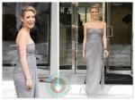 Pregnant Kristin Cavallari getting ready for the Oscars