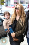 Rachel Zoe and Skylar Berman out in LA