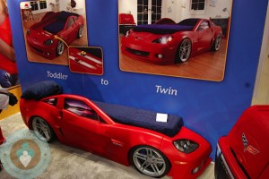Step2 Corvette Bed Toy Fair 2012