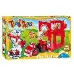 Tumblekins Fire Station