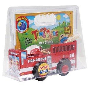 Tumblekins Fire Truck