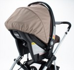 UppaBaby Vista Peg Perego AdapterCarSeat