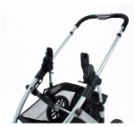 UppaBaby Vista with Peg Perego adapter