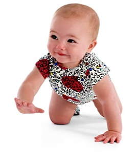 Diane von Furstenberg for GapKids & babyGap To Hit Stores on March 15th!