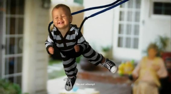 Doritos Sling Shot Baby A Superbowl Hit