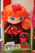 lalaloopsy bee spell-a-lot soft doll