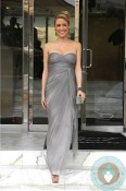 pregnant Kristin Cavallari before the Oscar Awards