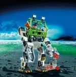 playmobil 2012 E-Rangers Collectobot