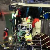 Tragic Aftermath of Switzerland Coach Crash Leaves 22 Children Dead and 28 Seriously Injured