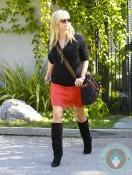 A pregnant Reese Witherspoon in LA