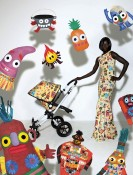 Boo Magazine Baz Kuster stroller