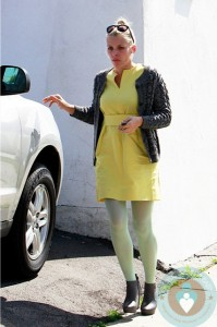 Busy Philipps out with Michelle Williams in LA