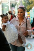 Christina Milian at daughter Violet Nash's 2nd birthday 3