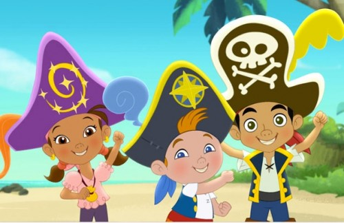 Disney Juniors Jake and the neverland pirates 500x324 ... can. Nude ...