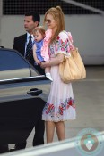 Nicole Kidman and Faith Margaret in Sydney