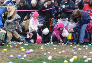 Old Colorado City Easter Egg Hunt