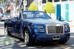 Pregnant Kourtney Kardashian and Scott Disick Rolls Royce