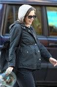 Pregnant Maggie Gyllenhaal