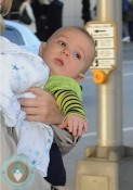 Xander Jones at JFK airport