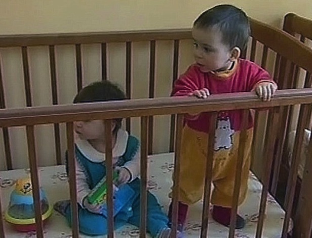 American Adoptions of Russian Children Suspended after Woman Abandons 15- Month-Old Twins