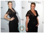 molly sims red carpet Valentino Launch