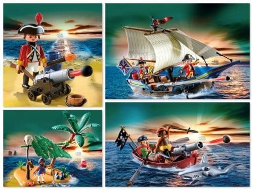 playmobil 2012 pirate set