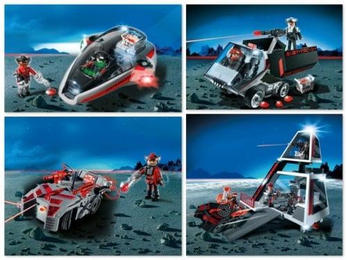 playmobil 2012 space center