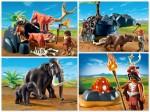 playmobil caveman set