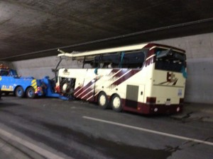 tragic bus crash