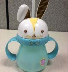 Target Recalls 264,000 Bunny Sippy Cups Due to Injury Hazard