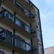 Calgary Toddler Survives Five Storey Fall