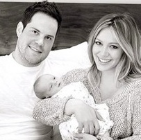 Hilary Duff Talks About Being A New Mom & How It Taught Her To 'Let Go'