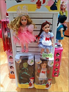 Adora Wizard of Oz doll collection