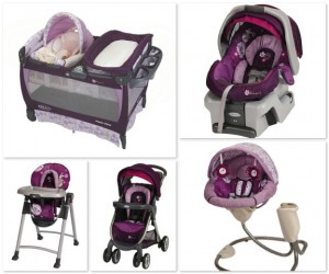 Disney Baby and Graco collaborate