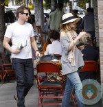 Drew Barrymore and Will Kopelman out in LA