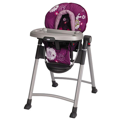 graco minnie mouse collection blossom highchair growing your baby. Black Bedroom Furniture Sets. Home Design Ideas