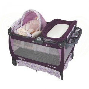 Graco Minnie Mouse Collection - pack n play