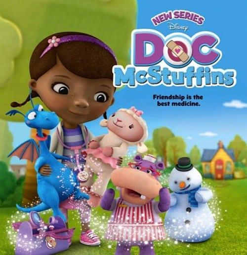 Disney Junior Debuts Doc Mcstuffins And Tickety Toc