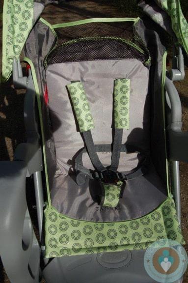 Instep Safari -seat