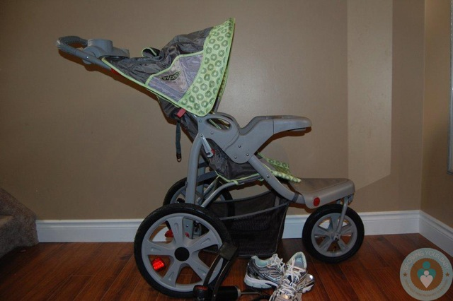 InStep Safari: Multi-use Jogging Stroller : Growing Your Baby