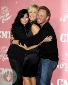 Jennie Garth, Ian Ziering and Shannon Doherty Birthday party