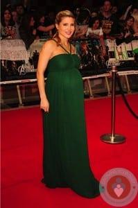 Pregnant Elsa Pataky @ the premiere of Marvel Avengers