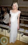 Pregnant Peach Geldof @ Fashion Week 2011