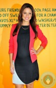 Vanessa Minnillo at procter gamble event