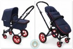 bugaboo Neon Pop Stroller footmuff, bassinet