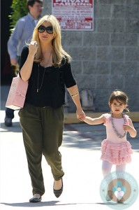 pregnant Sarah Michelle Gellar, charlotte prinze @ ballet