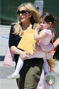 pregnant Sarah Michelle Gellar, charlotte prinze ballet