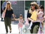 pregnant-Sarah-Michelle-Gellar-with-charlotte-prinze-ballet