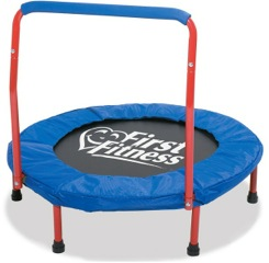 RECALL: 40,000 Aqua-Leisure Children's Trampolines Due to Fall Hazard