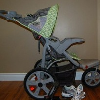 InStep Safari: Multi-use Jogging Stroller